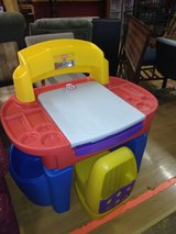 Little tikes art studio desk in Fort Leonard Wood, Missouri