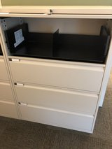 4' High File Cabinets in Houston, Texas