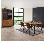 United Furniture - Geneve Dining Set made from (Recycled Teak) including delivery in Wiesbaden, GE
