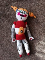 crochet Circus Baby From Five Nights At Freddys in Lakenheath, UK