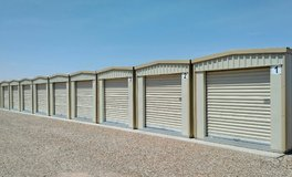 Storage buildings for rent in Alamogordo, New Mexico