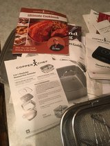 Copper Chef Induction Cooktop with Various Accessories in Aurora, Illinois