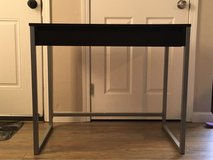 dark brown desk in Fairfield, California