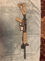 Smith and Wesson M&P 15 Sporter (5.56) with Magpul accessories in Fort Rucker, Alabama