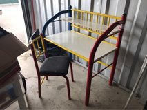 kids desk and chair in Chicago, Illinois