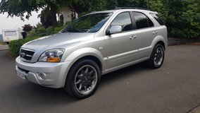 2009 KIA Sorento Diesel 4x4 *Awesome condition* in Ramstein, Germany