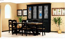 United Furniture - Provincial DR Set including delivery in all colors & finishes in Wiesbaden, GE