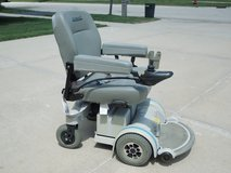 Hooveround power chair MPV5 in Lockport, Illinois