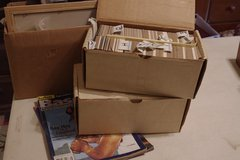 2 boxes baseball cards  70-90's  ? in Alamogordo, New Mexico