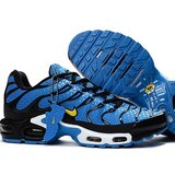Brand New Blue and Black Sneakers All Sizes in Alexandria, Louisiana