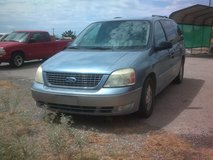 2004 FORD FREESTAR XL in Alamogordo, New Mexico