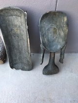 Native African carvings in Alamogordo, New Mexico