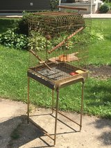 Parrot Cage in Lockport, Illinois