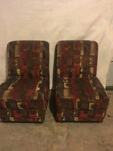 Set of 2 accent chairs in Fort Campbell, Kentucky