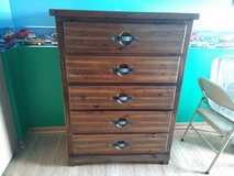 Antique Tall Dresser in St. Charles, Illinois
