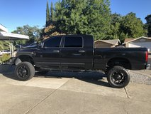 Fuel wheels and Nitto tires 8x6.5 35x12.5x20 in Travis AFB, California