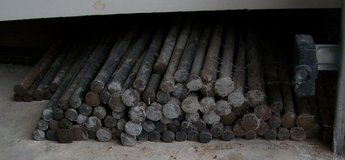 92-Concrete Stakes 7-18 Inch, 81-24 Inch, 4-36 Inch $2.50 Each in Alamogordo, New Mexico