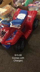 Power Wheels with battery and charger in Fort Leonard Wood, Missouri