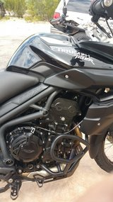 2014 Triumph Tiger 800XC ABS Alamogordo in Alamogordo, New Mexico