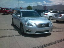 2015 NISSAN ALTIMA S in Alamogordo, New Mexico
