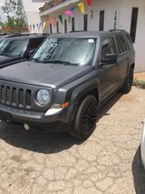 2014 JEEP patriot 5 speed in Alamogordo, New Mexico