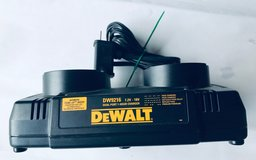 Dewalt dual port 1-hour 7.2V-18V charger model DW9216 with tune-up mode in Glendale Heights, Illinois