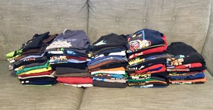 HUGE Lot of Boy Clothes 10/12, 14/16 Shirts, Pants, Shorts in Fairfield, California