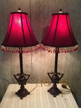 MATCHING DECORATIVE LAMPS in Bolingbrook, Illinois
