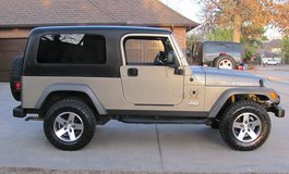 Very Clean 2005 Jeep Wrangler Rubicon in Lockport, Illinois