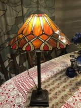 Tiffany-style Stained Glass Table Lamp in Fairfield, California
