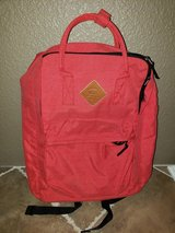 Vans Icono Square Backpack - Coral Color in Fairfield, California