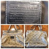 Authentic Large Coach Bag II in Fairfield, California
