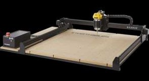 X-Carve machine - assembled - works perfectly - cnc robot cutter. in Glendale Heights, Illinois