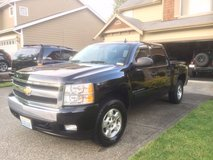 2008 Chevy Silverado LT Crew Cab in Fort Lewis, Washington