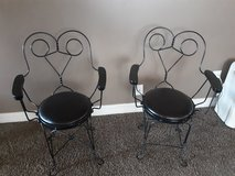 Set of Ice Cream Parlor Chairs in The Woodlands, Texas