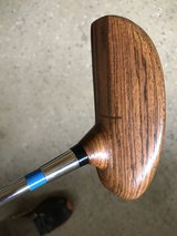 Myrtle Wood Head putter by Wooden Touch Coos Bay, OR in Joliet, Illinois