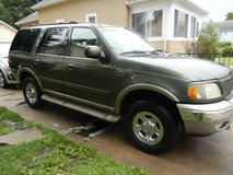 2001 FORD EXPEDITION 4X4 in St. Charles, Illinois