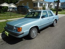 1986 PLYMOUTH RELIANT K in St. Charles, Illinois