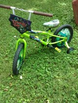 Boys Ninja Turtle Bicycle in Fort Campbell, Kentucky