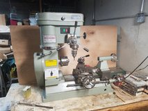 Lathe/Milling and Drilling Machine in Joliet, Illinois