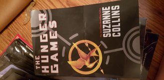 The Hunger Games - Suzanne Collins in Alamogordo, New Mexico