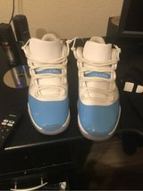 Jordan retro 11 blue and white size 12 in Travis AFB, California