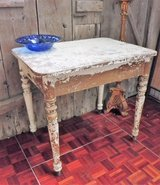 Shabby Chic Table or Desk White in Ramstein, Germany