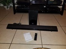 Sony Sound Bar Speaker System(Like New) in El Paso, Texas