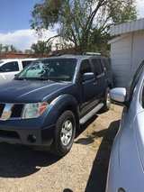 05 Nissan Pathfinder 4X4 in Alamogordo, New Mexico