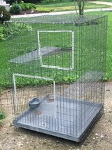 2 Wire Pet Cages in Plainfield, Illinois
