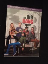 The Big Bang Theory the Complete third season in Cherry Point, North Carolina