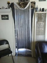 really cute decor for ur door way curtain behind it is not included pick up only in 29 Palms, California