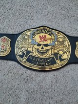 WWE Skull Title Belt in Camp Lejeune, North Carolina