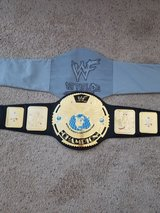 WWE Attitude Title Belt in Camp Lejeune, North Carolina